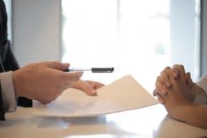 Contrat d'assurance auto