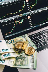 Investir pour trader les cryptomonnaie